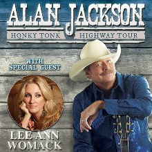 Alan Jackson tickets at Target Center in Minneapolis