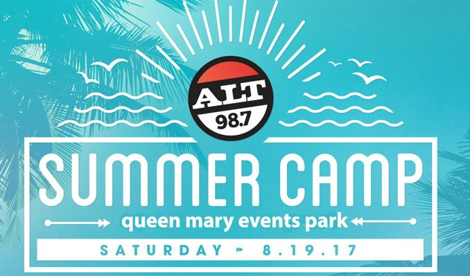 ALT 98.7 Summer Camp tickets at Queen Mary Events Park in Long Beach
