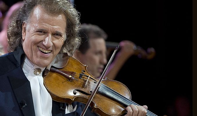 Andre Rieu tickets at Valley View Casino Center, San Diego