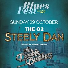 BluesFest presents Steely Dan tickets at The O2 in London