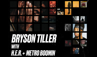 Bryson Tiller tickets at The Greek Theatre, Los Angeles