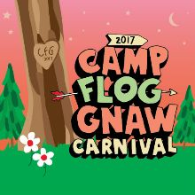 Camp Flog Gnaw Carnival 2017 tickets at Exposition Park in Los Angeles
