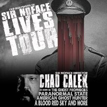 Chad Calek presents Sir No Face Lives tickets at Royal Oak Music Theatre in Royal Oak