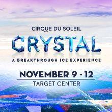 Cirque du Soleil Crystal – A Breakthrough Ice Experience tickets