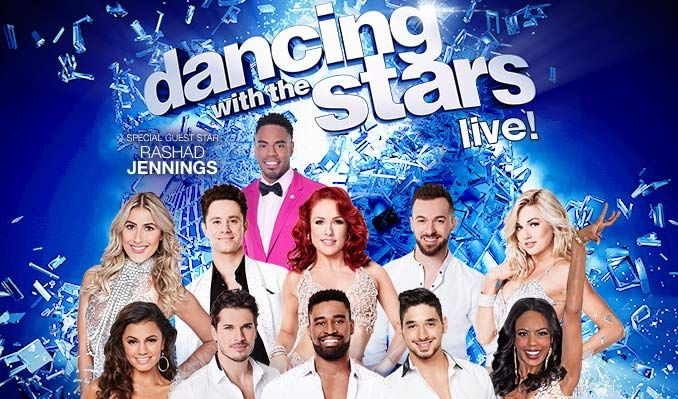 Dancing With the Stars: LIVE! tickets at Arvest Bank Theatre at The Midland in Kansas City