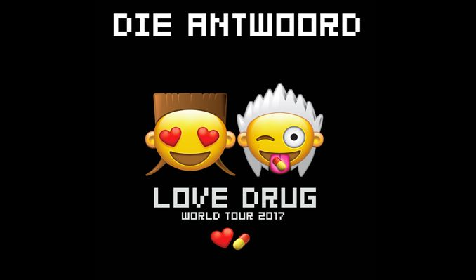 Die Antwoord tickets at The Great Saltair in Magna
