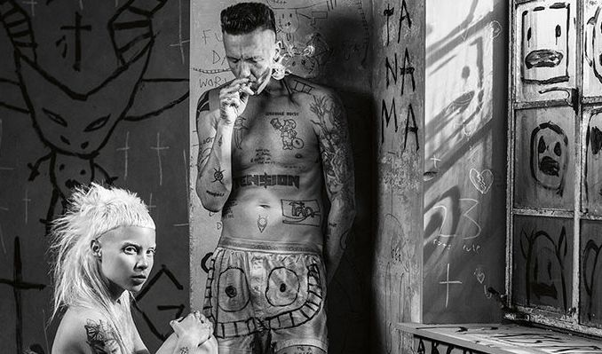 Die Antwoord tickets at Shrine Expo Hall in Los Angeles