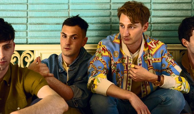 Glass Animals tickets at Mardi Gras World, New Orleans