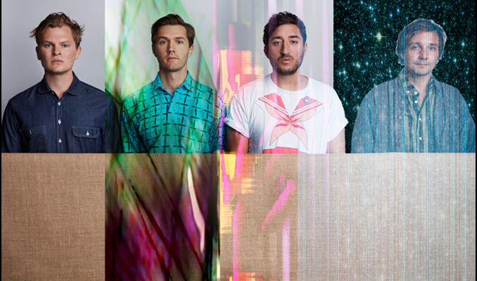 Grizzly Bear tickets at The Warfield in San Francisco