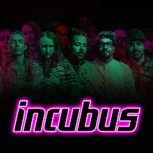 Incubus tickets