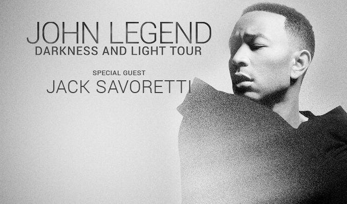 John Legend tickets at ERICSSON GLOBE/Stockholm Live in Stockholm