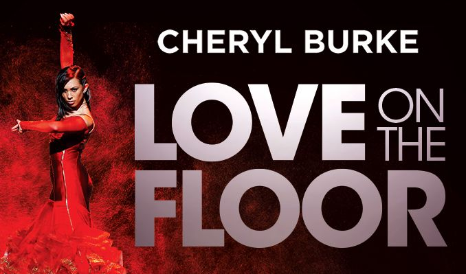 Love On The Floor with Cheryl Burke tickets at Abraham Chavez Theatre in El Paso