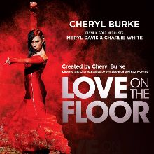 Love On The Floor with Cheryl Burke tickets at Verizon Theatre at Grand Prairie in Grand Prairie