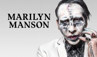 Marilyn Manson tickets at ANNEXET/Stockholm Live in Stockholm