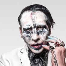 Marilyn Manson tickets at The SSE Arena, Wembley in London