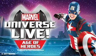 Marvel Universe LIVE! Age of Heroes tickets at STAPLES Center in Los Angeles