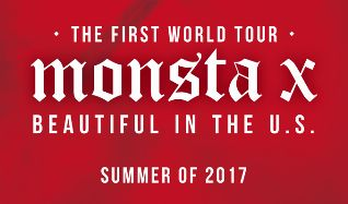 "Monsta X ""BEAUTIFUL IN THE U.S."" tickets at PlayStation Theater in New York"