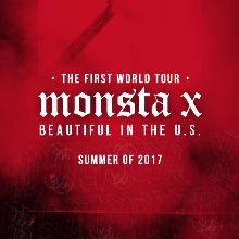 "Monsta X ""Beautiful in the U.S."" - 2nd Show Added tickets at The Novo by Microsoft in Los Angeles"