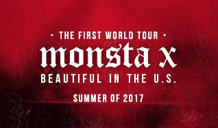 "Monsta X ""Beautiful in the U.S."" tickets at Verizon Theatre at Grand Prairie in Grand Prairie"