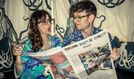 Moshe Kasher & Natasha Leggero tickets at Trocadero Theatre in Philadelphia