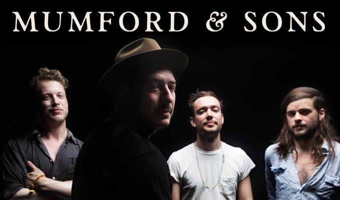 Mumford & Sons tickets at The Joint at Hard Rock Hotel & Casino Las Vegas in Las Vegas