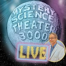 Mystery Science Theater 3000 Live! tickets at Arvest Bank Theatre at The Midland in Kansas City