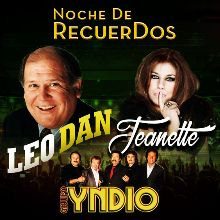 Leo Dan, Jeanette y el Grupo Yndio tickets at Microsoft Theater in Los Angeles