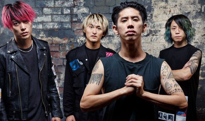 ONE OK ROCK tickets at PlayStation Theater in New York