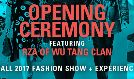 OPENING CEREMONY FEATURING RZA OF WU TANG CLAN FALL 2017 SHOW tickets at L.A. LIVE's Event Deck in Los Angeles