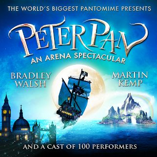 Peter Pan - An Arena Spectacular