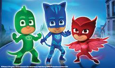 PJ Masks Live! tickets at Microsoft Theater in Los Angeles