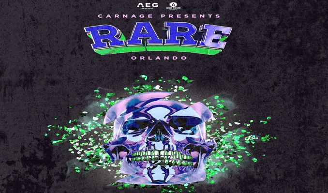RARE Orlando 2017 tickets at Central Florida Fairgrounds in Orlando