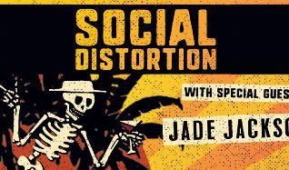 Social Distortion tickets at Starland Ballroom in Sayreville