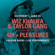 WIZ KHALIFA & TAYLOR GANG tickets at L.A. LIVE's Event Deck in Los Angeles