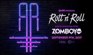 Zomboy tickets at Showbox SoDo in Seattle