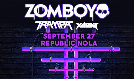 Zomboy tickets at Republic NOLA in New Orleans
