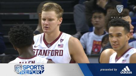 Stanford Cardinal men's basketball rewind ahead of 2017 Pac-12 Tournament