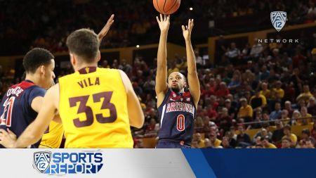 Arizona Wildcats men's basketball rewind ahead of 2017 Pac-12 Tournament
