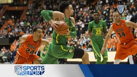 Oregon Ducks men's basketball rewind ahead of 2017 Pac-12 Tournament