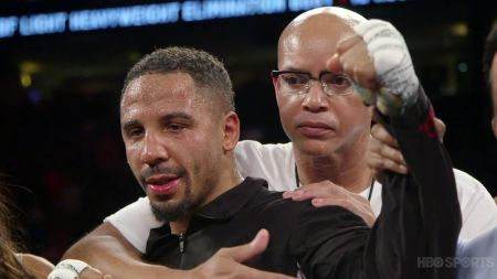 "Andre Ward and Sergey Kovalev prepare for ""The Rematch"" at Mandalay Bay"