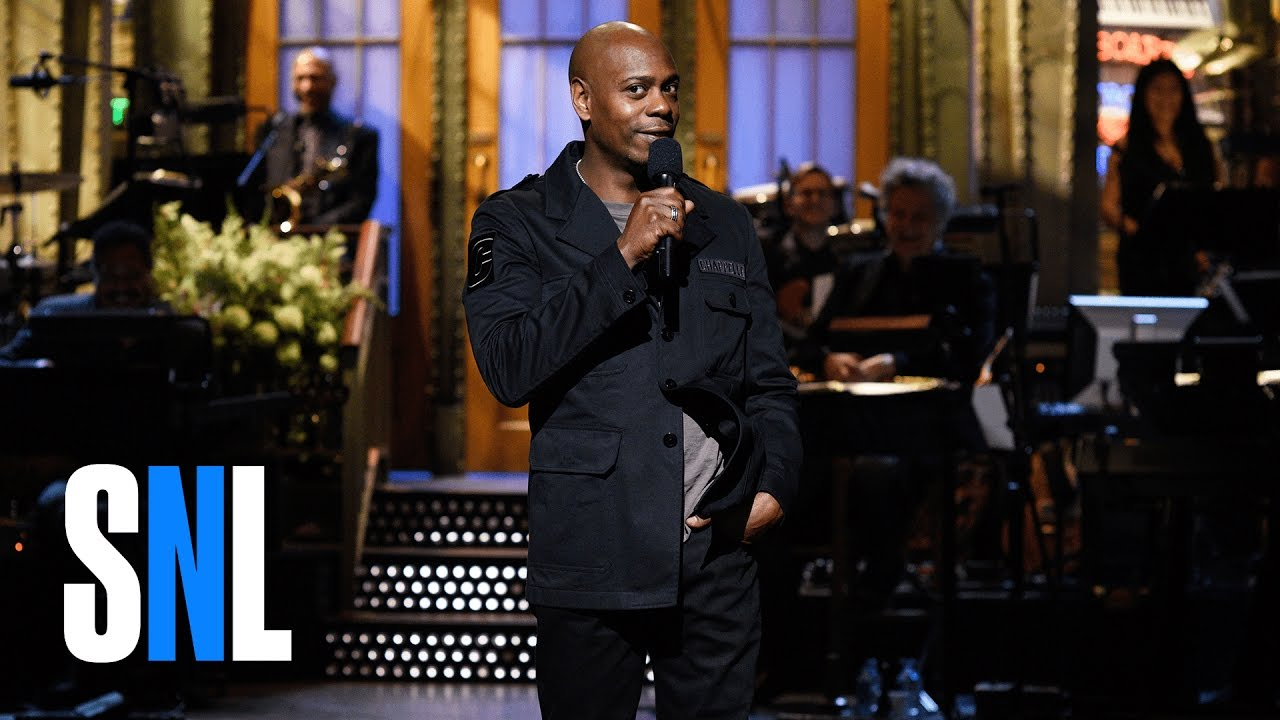 Dave Chappelle to split sides at Mandalay Bay Events Center May 5