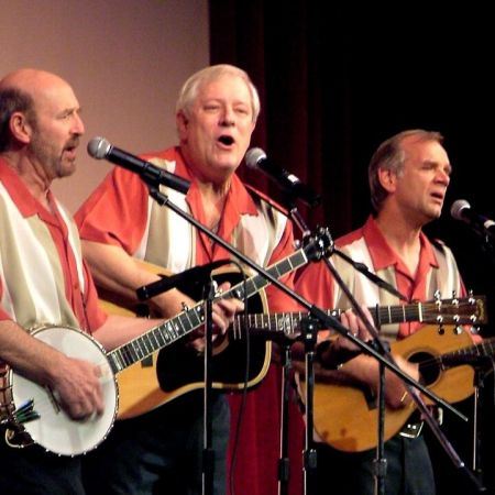 The Kingston Trio will perform in Las Vegas June 2-4.