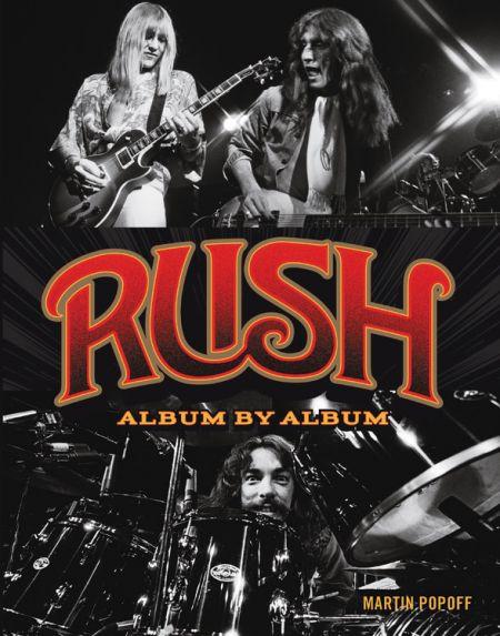 Hard rock writer Martin Popoff covers best of Rush