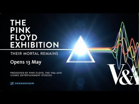 Pink Floyd's 'Their Mortal Remains' exhibition takes over London's Victoria & Albert Museum