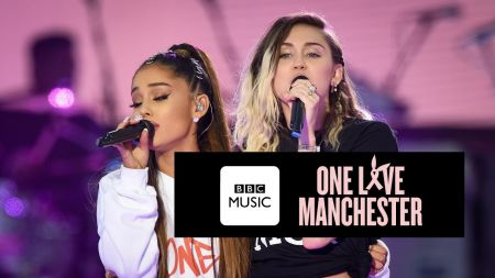 Ariana Grande and star-studded lineup amaze fans with Manchester benefit show