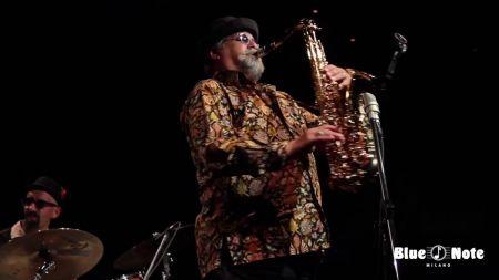Joe Lovano Classic Quartet plays Jazz Alley