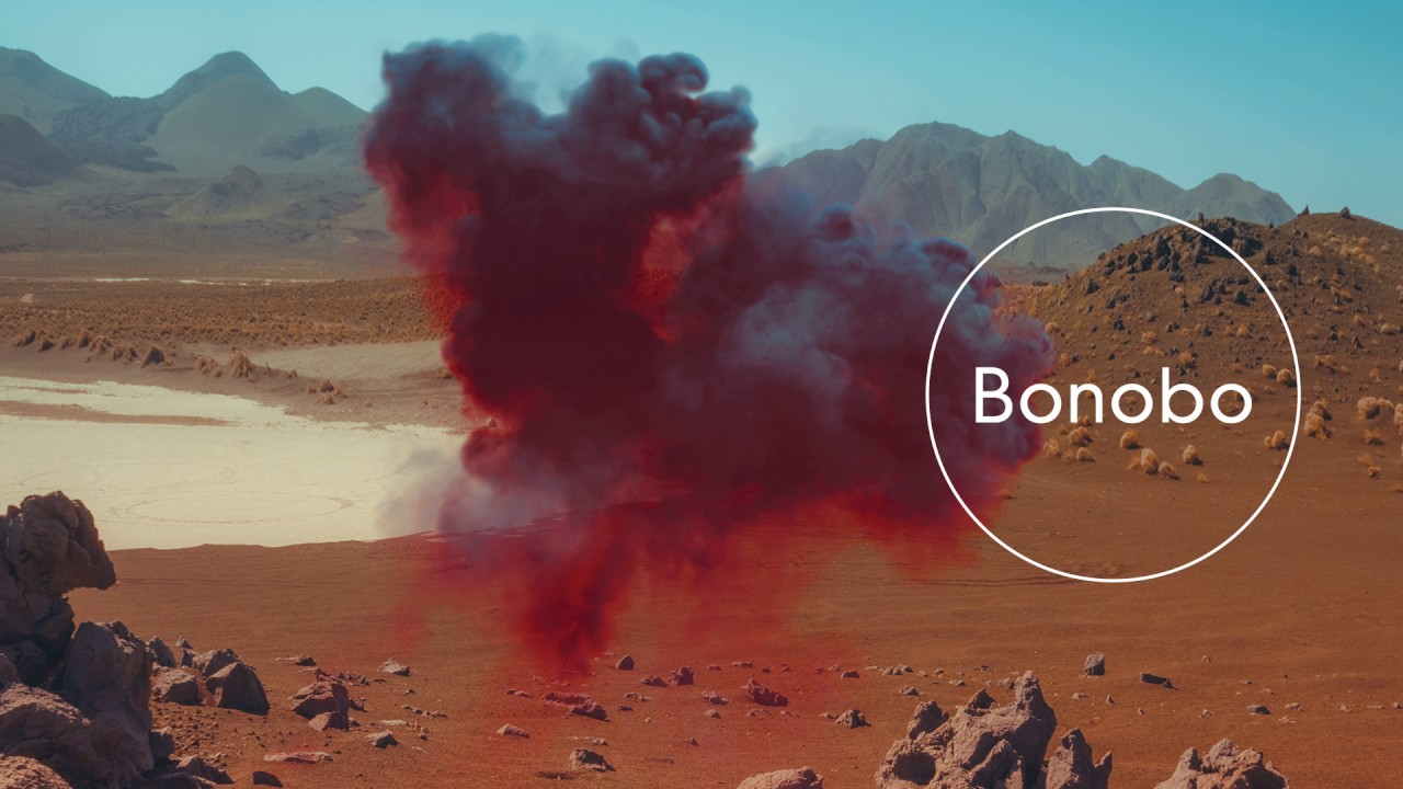 Bonobo releases new EP and announces additional shows, includes stop at the Greek Theatre in LA