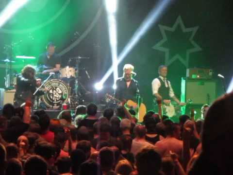 Review: Flogging Molly play rousing show at Fillmore after releasing 'Life Is Good'