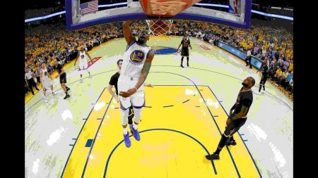 NBA Finals receive strong ratings