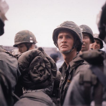 1st Cavalry Division (Air Mobile) arrives in Vietnam. September 14, 1965.